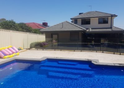 Glass Pool Fence Chirnside Park Melbourne