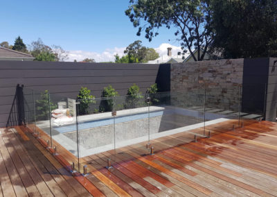 Glass Pool Fencing Blackburn Melbourne